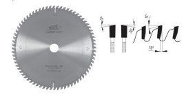 Pilana keresztvágó körfűrészlap 160 2,5 /1,6 x 20 Z36 ( 81-13 WZ )