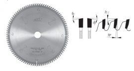 Pilana keresztvágó körfűrészlap 160 2,5 /1,6 x 20 Z48 ( 81-11 WZ )