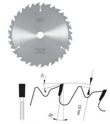 Pilana hosszvágó körfűrészlap 400 4 /2,8 x 30 Z24 ( 83-55 LFZ )