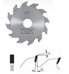 Pilana nútmaró körfűrészlap 150 5/3,5 x 30 Z12 (92 FZ)