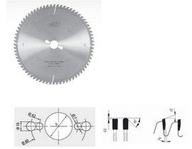 Pilana alu vágó körfűrészlap 400 3,6/2,8 x 30 Z96 ( 87-13 TFZ N)