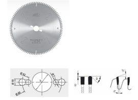 Pilana alu vágó körfűrészlap 216x3,2/2,2x30 Z60 ( 87-11 TFZ N)