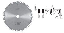 Pilana körfűrészlap vegyes használatra 350x3,6/2,5x30 Z72 ( 81-16 WZ )
